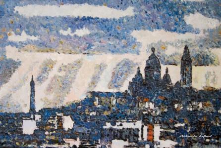 Contours of Paris, A.Lefbard, 2013
