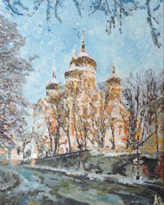 Aleksander Nevsky Cathedral, Lefbard, Tallinn