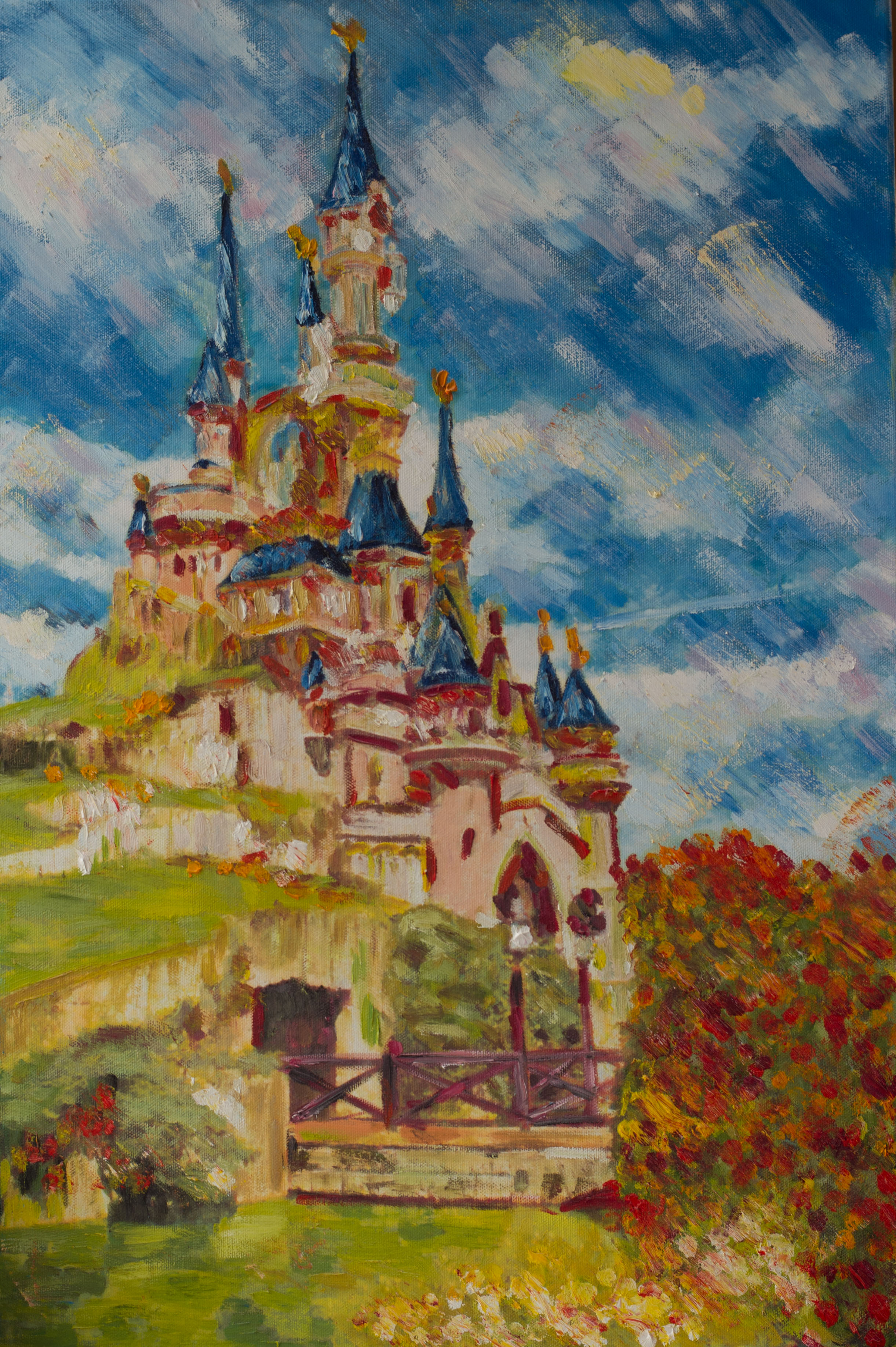 Cinderella Castle, A.Lefbard