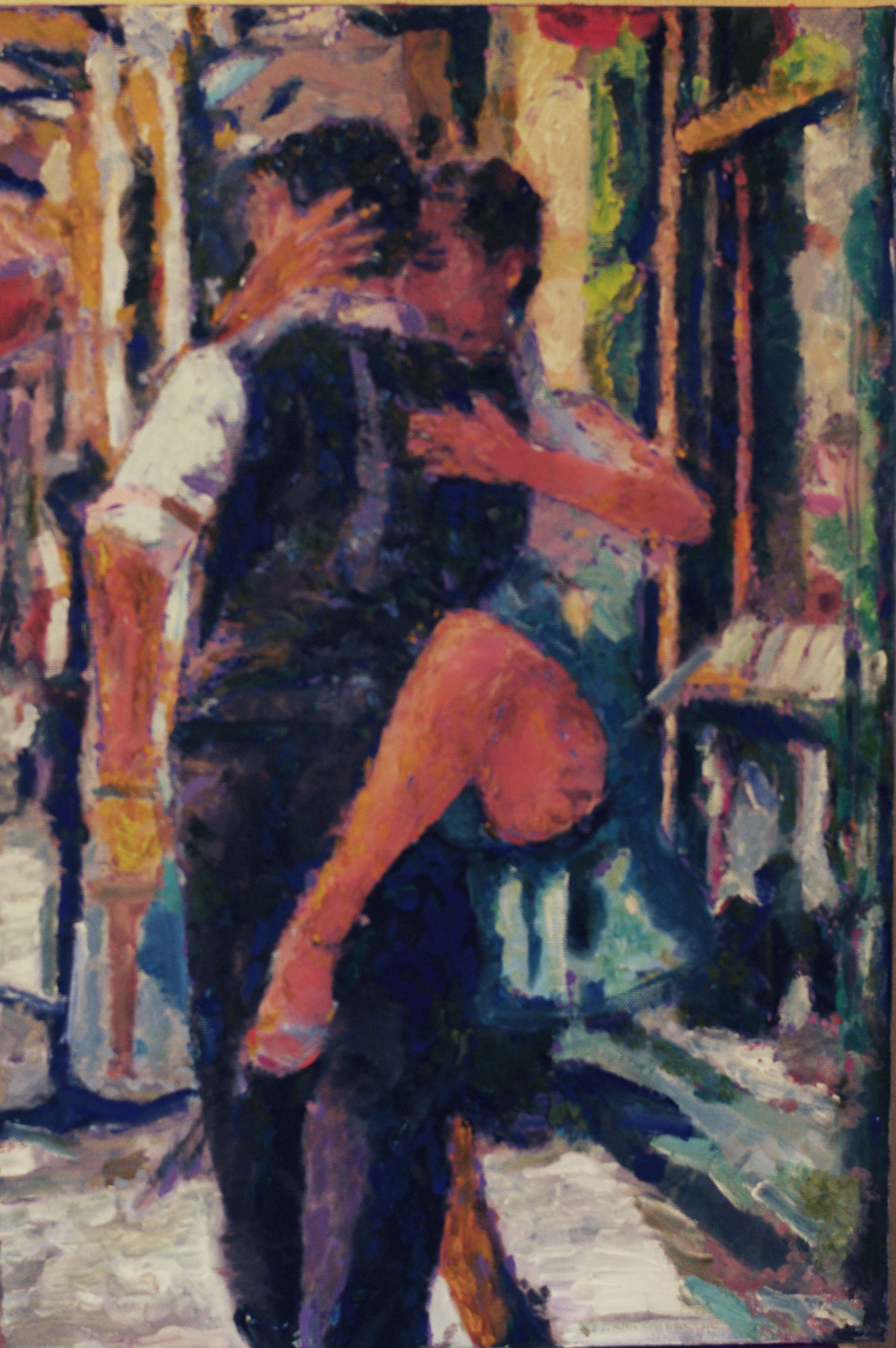 Argentine tango, Aleksander Lefbard