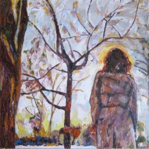 Angel. A. Lefbard, contemporary estonian art