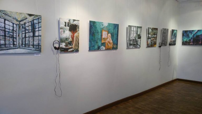 Lefbard, Exhibition, art, painting